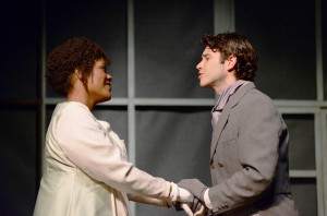 "Philadelphia's Academy of Vocal Arts, the only tuition-free vocal school in the U.S. ran""Eugene Onegin"" Jan. 15-22. The opera is adapted from Alexander Pushkin's novel of the same title."