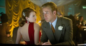 "Ryan Gosling and Emma Stone star as Sgt. Jerry Wooters and Grace Faraday in Ruben Fleischer's ""Gangster Squad,"" released Jan. 11. The film also stars Sean Penn, Josh Brolin and Nick Nolte."