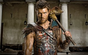 "Starz's hit drama ""Spartacus"" comes to a close with the start of its third season ""Spartacus: War of the Damned."" The show stars Liam McIntyre as Spartacus, replacing the late Andy Whitfield. The final season introduces new villains Marcus Crassus and Julius Caesar, and primises bloodshed and glory."
