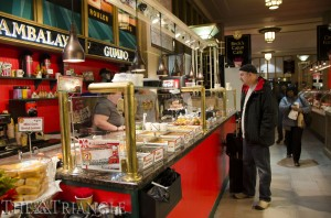 Beck's Cajun Cafe, has become popular in the Philadelphia community for its vast selection of Creole cuisine. Beck's is also located at Reading Terminal Market, which opened in 2009.