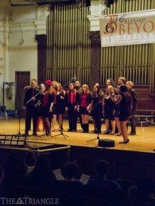 Drexel's newly formed a capella group The Cleftomaniacs put on a benefit concert March 7 and 8 in support of the Save A Child's Heart Foundation.