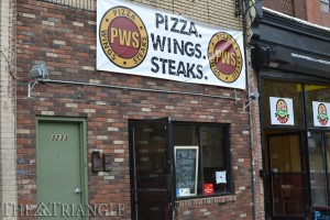 "Pizza.Wings.Steaks, already donning the clever nickname ""P-Dubbz"" has taken the place of Village Pizza. It will offer delicious foods  that its name promises, with fresh ingredients at an affordable price."
