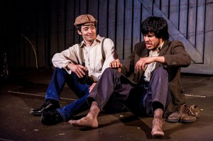 "Following up their productions of ""The 25th Annual Putnam County Spelling Bee"" and ""To Fool the Eye,"" the Drexel Players put on a show based on John Steinbeck's Depression-era novel, ""The Grapes of Wrath."" This stage adaptation was created by Frank Galati with music by Michael Smith."