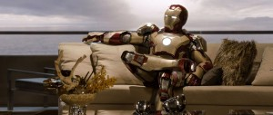 "Out May 3, ""Iron Man 3"" is the latest addition to the ""Iron Man"" franchise and the seventh to the Marvel Cinematic Universe. The film focuses on Tony Stark after the events of 2012's ""The Avengers."" Gwyneth Paltrow, Ben Kingsley, and Guy Pearce co-star."