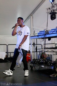 Hit Boy made his Philly debut at the sixth annual Roots Picnic June 1. The rapper has produced records for Jay-Z, Beyonce, Britney Spears and Eminem.