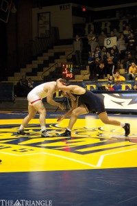 Drexel has had weigh-in problems as of late, problems to which head coach Matt Azevedo is hoping to find answers.