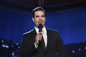 "Appearing on shows like ""Jimmy Kimmel Live!"" And ""Key and Peele,"" Rob Delaney (pictured) is gaining more recognition outside of his notoriety on Twitter.  Delaney's comedy special, ""Rob Delaney Live at the Bowery Ballroom,"" is available for streaming on Netflix. Photo courtesy of Getty Images."
