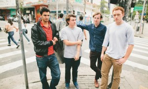 "Photo Courtesy Danny North English indie rock band Bombay Bicycle Club (pictured) is composed of Jack Steadman, Jamie MacColl, Suren de Saram and Ed Nash. The group is touring in support of their latest album, ""So Long, See You Tomorrow."""