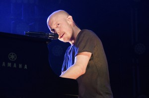 "Rachel Wisiniewski The Triangle Isaac Slade (pictured) is the lead vocalist and pianist of The Fray. The band has been together since 2002 when they formed in the Denver area. They are best known for their hit songs, ""How to Save a Life"" and ""You Found Me."""