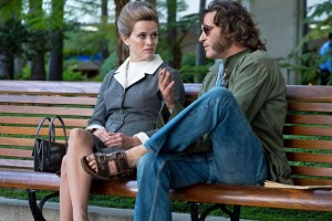 "Photo Courtesy Warner Bros. Paul Thomas Anderson's latest film is an adaptation of Thomas Pynchon's ""Inherent Vice"" starring Joaquin Phoenix (right). Reese Witherspoon (left), Benicio Del Toro and Maya Rudolph are also featured in the movie."