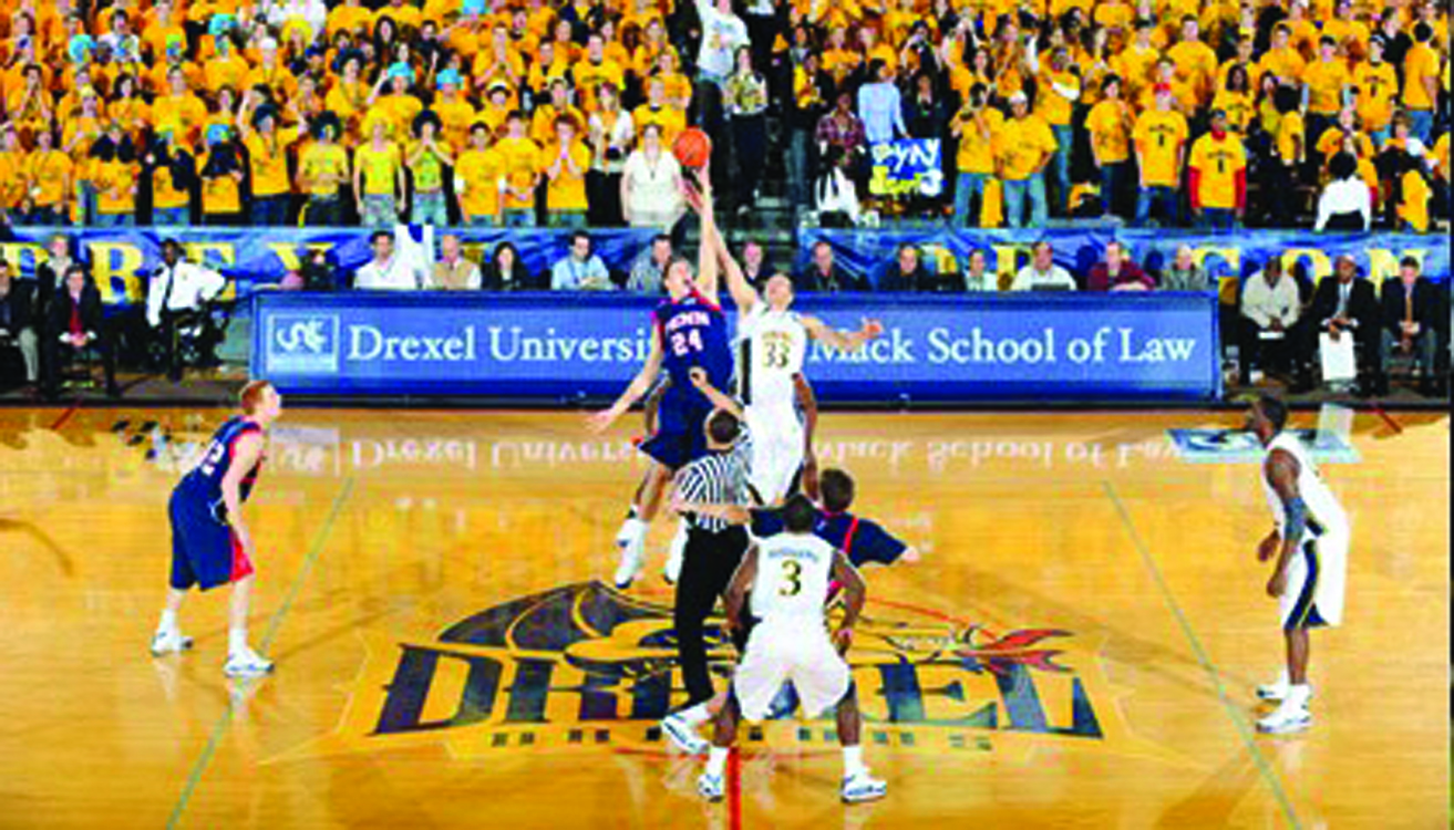 New Penn regime reignites basketball rivalry with Drexel - The Triangle