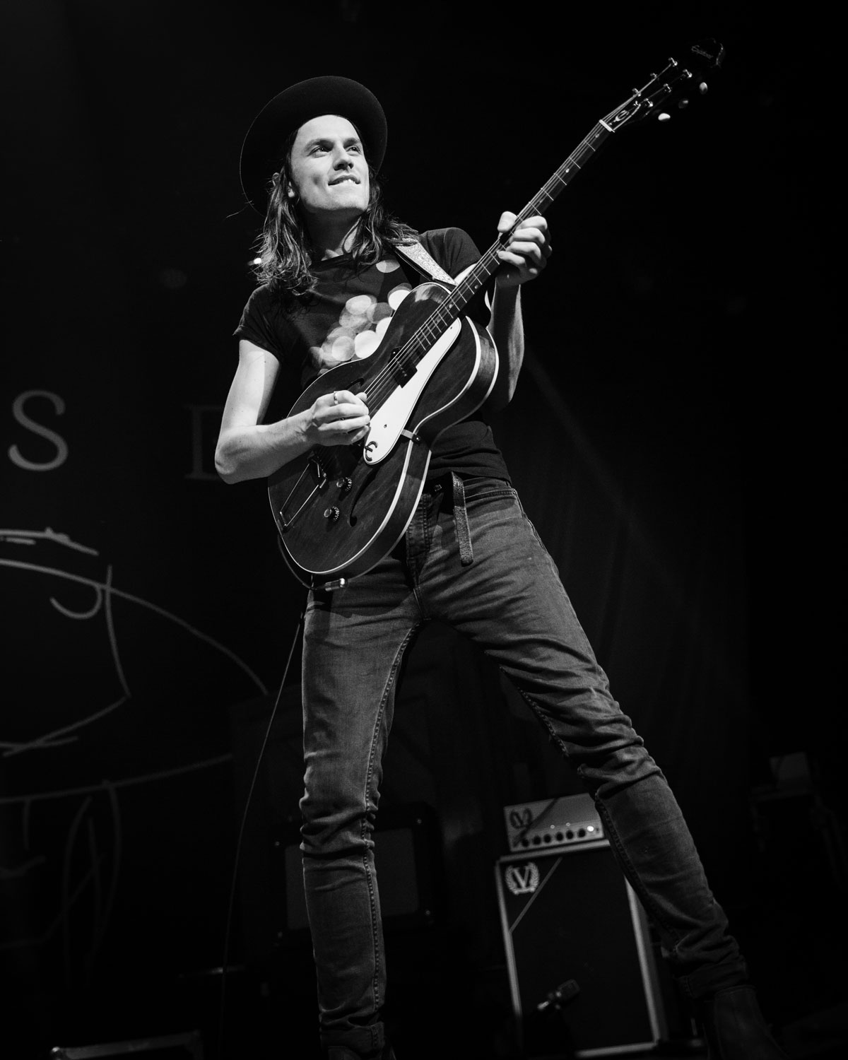 James Bay shreds for Philly at the Fillmore on Nov. 13 - Magda Papaioannou